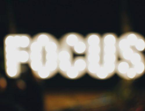 Focus aanbrengen doe je zo